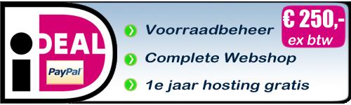 Webshop laten maken