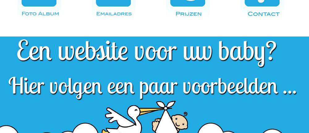 Geboorte Website